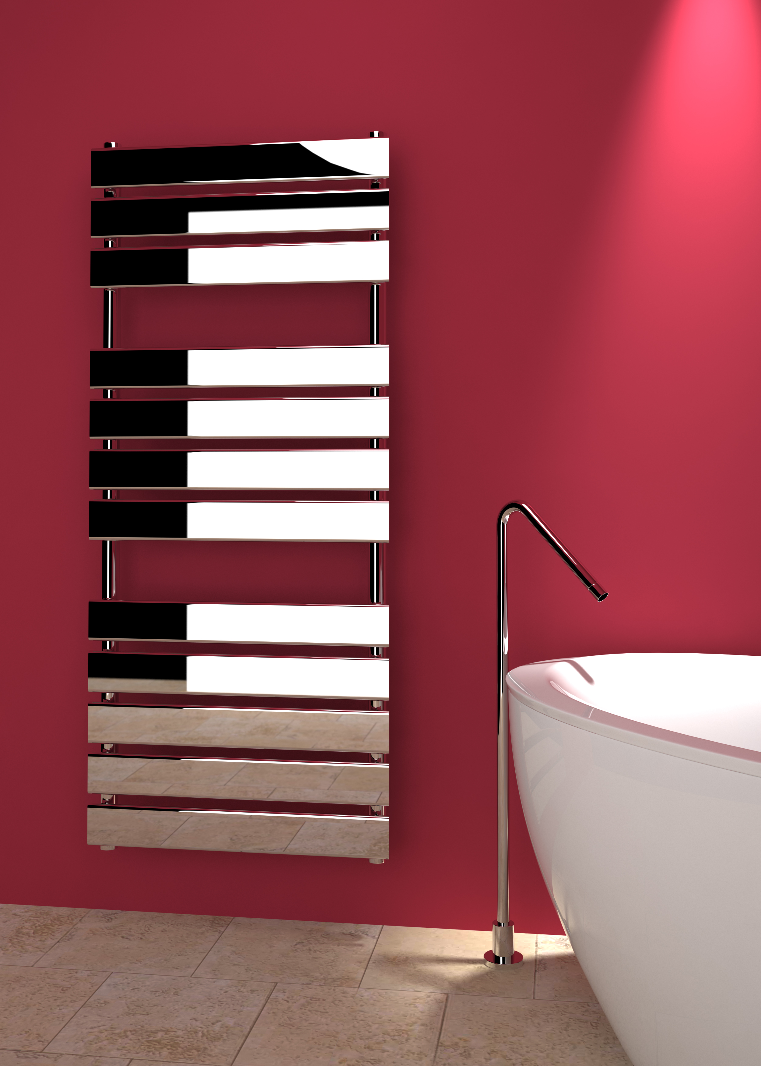 Kudox Tova Towel Rail 510mm x 1200mm