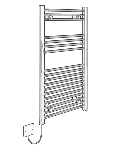 Kudox Electric Towel Rails