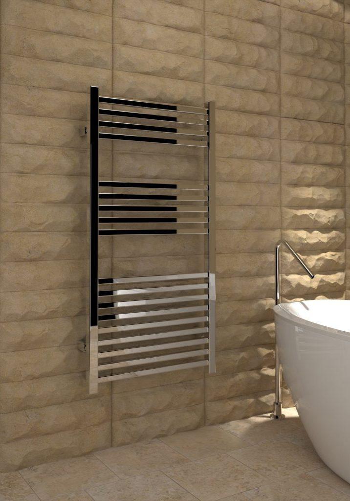 Kudox Cadiz Towel Rail 500mm x 1000mm