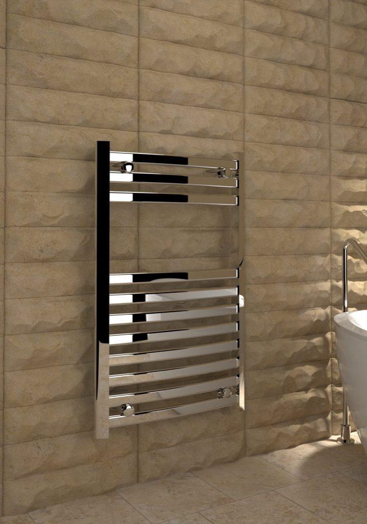 Kudox Verna Towel Rail 500mm x 800mm