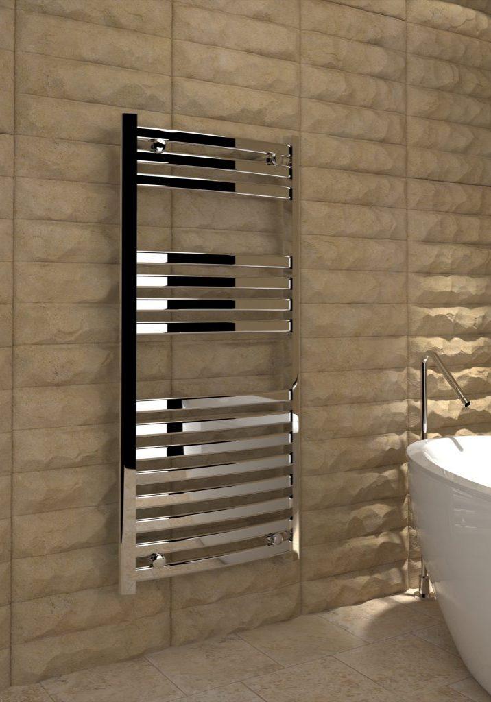 Kudox Verna Towel Rail 500mm x 1100mm