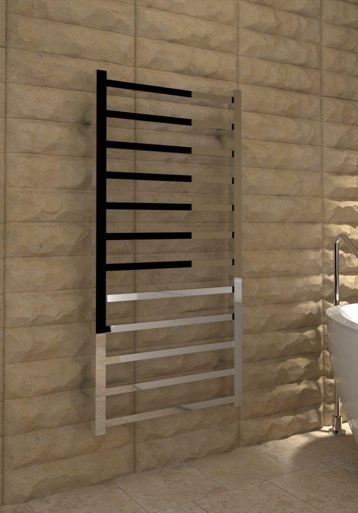 Kudox Paco Towel Rail 500mm x 1000mm